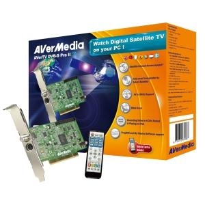 AVERMEDIA A706 AVerTV PCI DVB-S (PCI interni Satelite TV tuner)