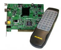 AVer TV-DVB-S PCI, TV+Radio, DigiVCR, RC, DiSEqC