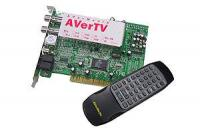 AVer TV303Studio TV/FM Tuner+TText+RC